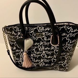 NWOT Betsey Johnson Tote